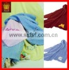 100% polyester embroidery fleece blanket