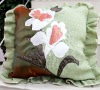 100% polyester fashion cushion cover, Cushion