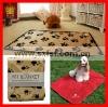 100% polyester fleece dog blanket