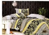 100% polyester  home bedding set