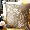 100%polyester jacquard occident style delicacy cushion