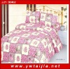 100% polyester new design bedding set/ popular picture printed bedlinen/Elegant bedding set