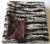 100% polyester plush blanket