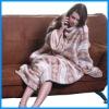 100%polyester polar fleece TV blanket