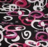 100% polyester printed knitted fabric NO.140