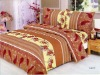 100% polyester printed sheet set