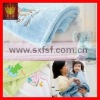 100 polyester soft touch baby blankets