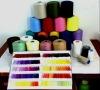 100% polyester spun yarn 30s/2