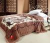 100% polyester super soft hotel blanket 200x240cm