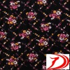 100% printed  polyester single jesery fabric