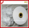 100% ring knitting polyester single yarn for 20/1