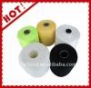 100% ring spun poly dyed colour yarn for knitting NE 52/2