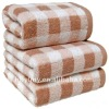 100% soft cotton bath towel