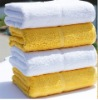 100% solid soft cotton bath towel