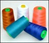 100% spun polyester sewing thread 40S/2