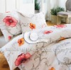 100 % stain cotton printed bedding