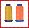 100% virgin and bright spun polyester sewing thread 20/3