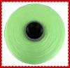 100% virgin single dyed polyester yarn for weaving 40/2