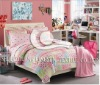 100cotton printed bedding collection