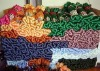 105 skeins packing.100% cotton thread.similar cotton thread.threads.friendship bracelet threads.colorfully link