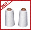 12s/2 raw white for sewing thread polyester spun