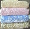 16S Non-twist Yarn Dyed Jacquard Towel