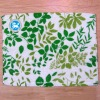 16s Magnetic printing square towel(2012 New Products)
