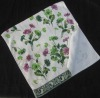 16s jaquard printed towel