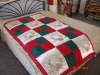 2010 Hot Sale Applique and Embroidery Quilt