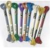 2011-2012DMC thread, 447 DMC colors, 100%cotton thread, free shipping , accept paypal