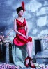 2011 Attractive Exquisite Chiffon Evening Dresses