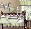 2011 China high-density cotton patchwork printing baby bedding