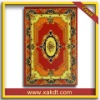 2011 Fashionable 100%polyester 110cm*70cm Muslim Prayer rugs CBT218