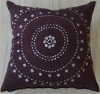 2011 New special! computerized embroidery Boudoir Cushion