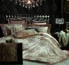 2011 New style bedding set luxury/bed sheet