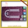 2011 Year various 100%polyester portabe Muslim Prayer Rugs CBT149