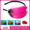 2011 fashion feather headband