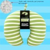2011 latest travel neck cushion( beads U shape cushion)