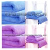 2011 new design and super soft colorful coral fleece blanket