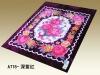 2011 new design, super hot, super soft, raschel quality blanket