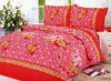 2011 new style 100% polyester bedding set