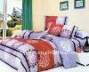 2011 new styles luxury reactive printing bed set