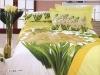 2011Newest design!100%cotton sateen bedding set