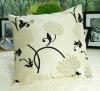 2011hot selling 100% cotton designer cushions