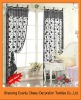 2011new 100%polyetser yarn dyed strings curtains
