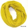 2011winter fashionable scarf with pendant