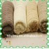 2012 100% cotton square check towel(manufacturer)