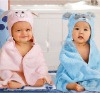 2012 Fashion Baby Cotton Bath Towel-Differ Design