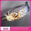 2012 Fashion baby's feather headband