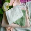 2012 Fashionable Bamboo Fiber Face Towel
